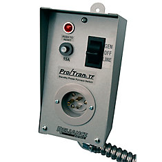 TF151W Transfer Switch for 15 amp Circuit with a Generator