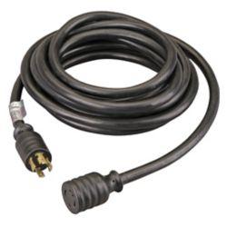 Reliance Controls Cordon dalimentation pour génératrice 30 A, 40 – PC3040 de Reliance Controls