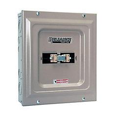 TCA0606D 60-Amp DP Single Load Transfer Switch