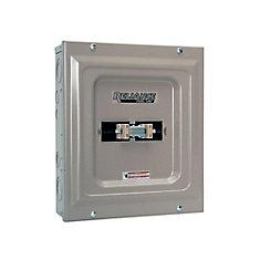 TCA1006D 100-Amp DP Single Load Transfer Switch