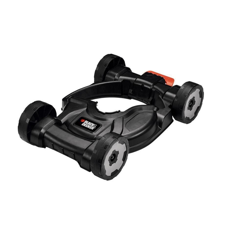 Black & Decker MTD100 3-in-1 Compact Mower Removable Deck Conversion Kit
