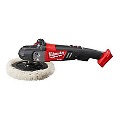 M18 Fuel 18V Cordless 7 inch Varible Speed Polisher Tool Only