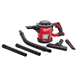 Milwaukee Tool M18 18V Lithium-Ion Cordless Compact Vacuum (Tool-Only)
