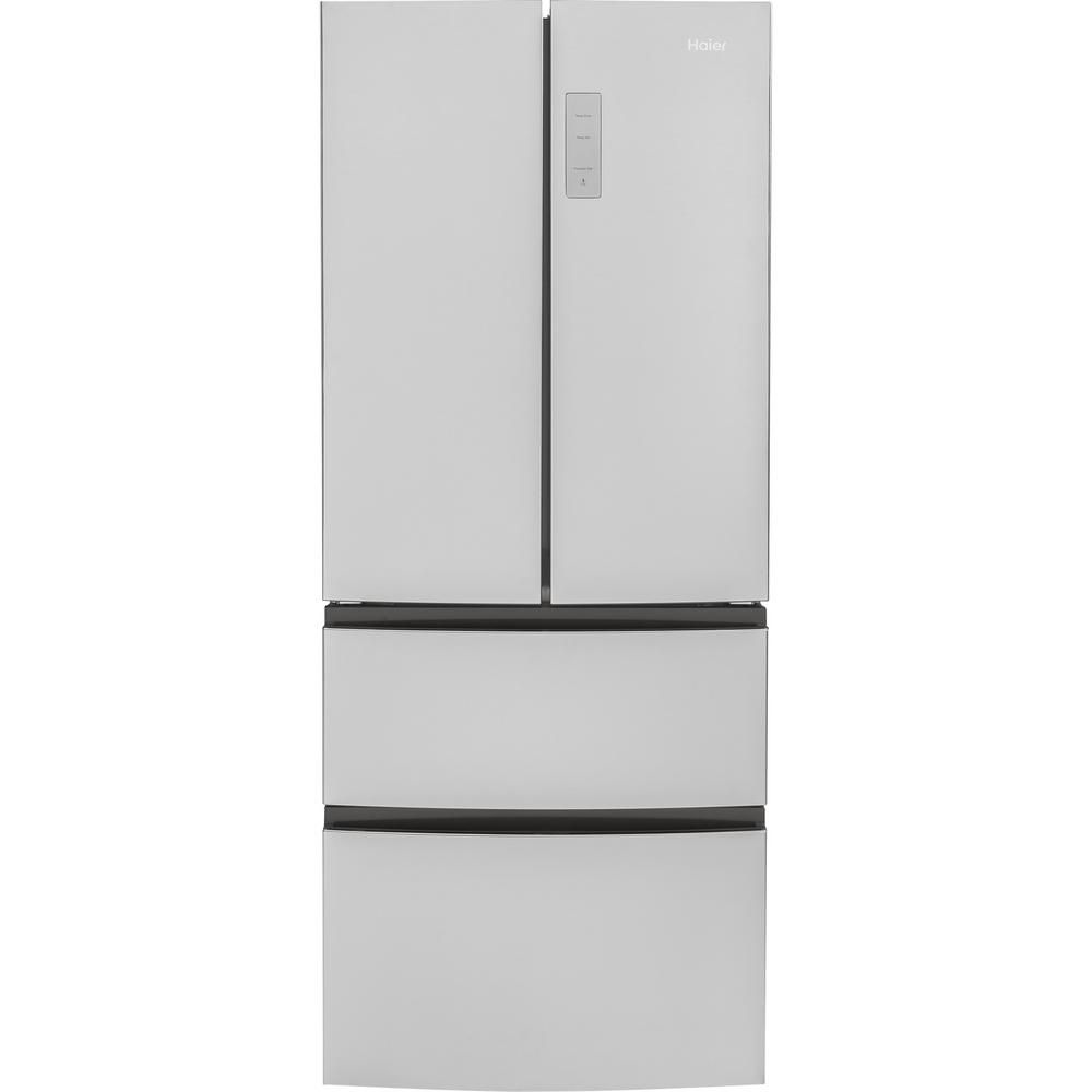 Haier Haier 15 cu.ft Counter Depth French Door Refrigerator
