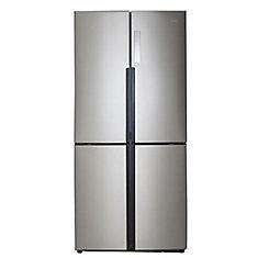 Réfrigérateur 4 Portes 16.4 CF