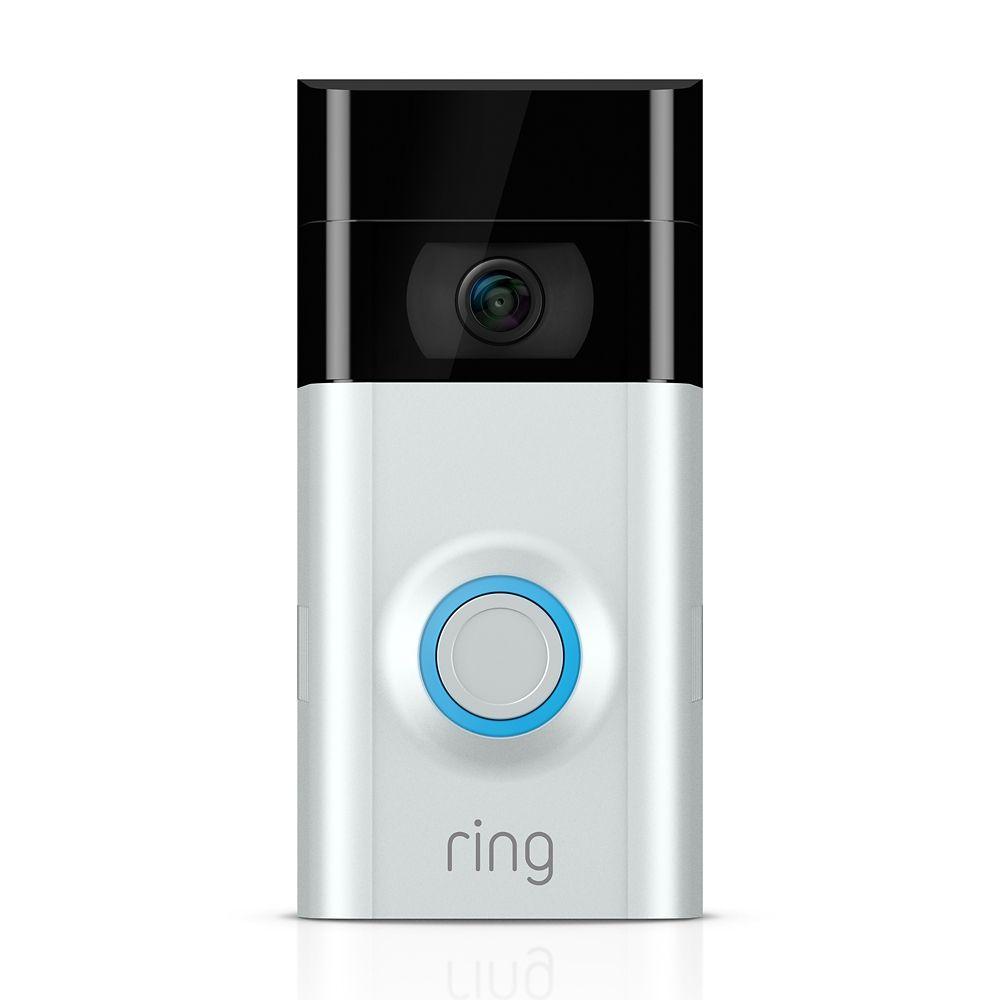 Ring Sonnette de porte à video V2