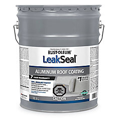 Revêtement pour Toits en Aluminium Leak Seal - 7 ans 18.9L