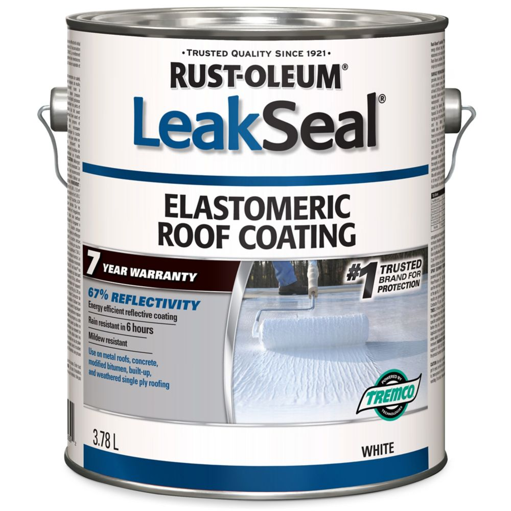 Roof Coatings Amp Sealants The Home Depot Canada