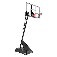 54 Inch Acrylic Hercules Basketball System
