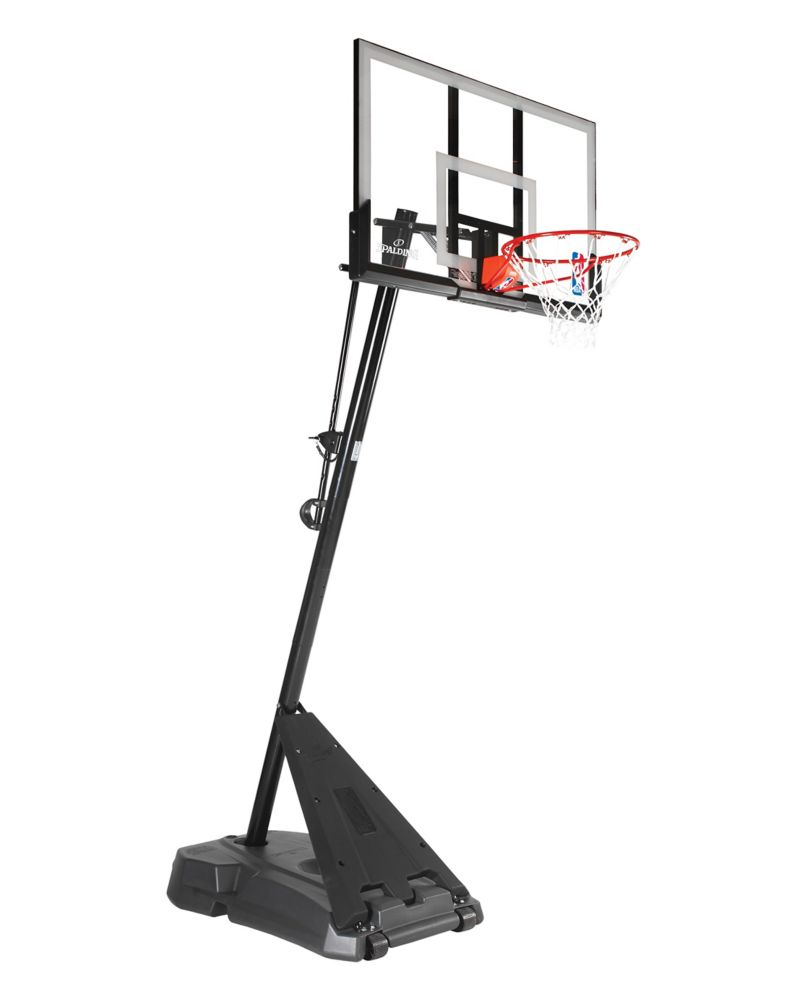 54 Inch Acrylic Hercules Basketball System