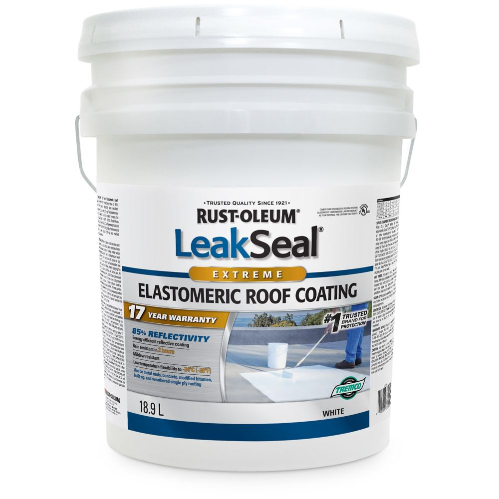 Leakseal Roof Repair Wet Dry 800ml The Home Depot Canada
