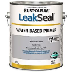 LeakSeal Leak Seal Apprêt à Base d'Eau 3,78L