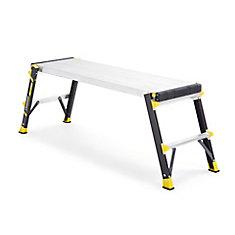 fibreglass Slim-Fold Work Platform