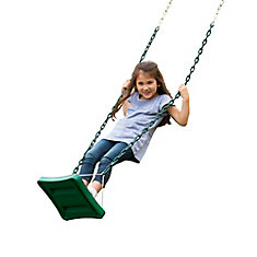 Stand-Up Swing in green