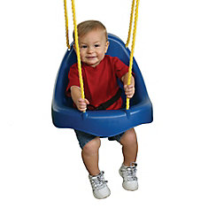 Playset Child Swing in Blue