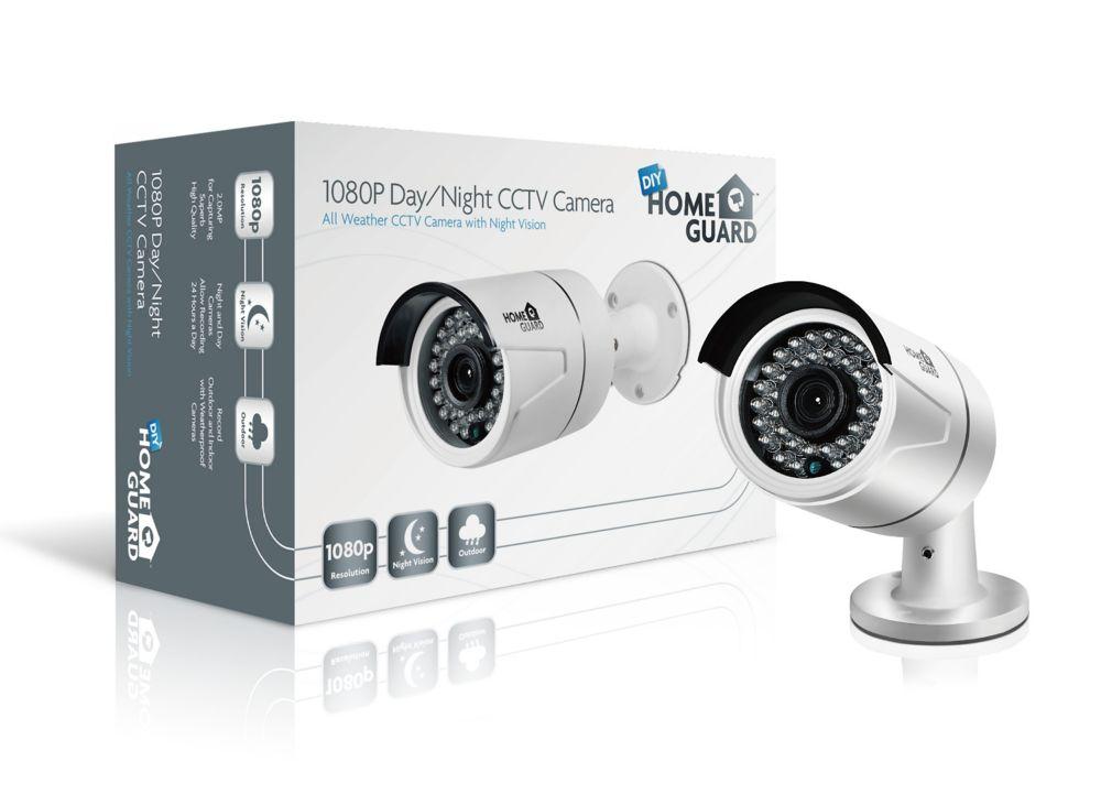 Homeguard Platinum 1080p HD Bullet Camera