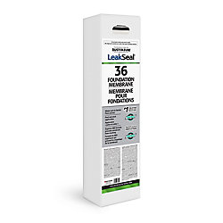 LeakSeal 36 inch Foundation Membrane