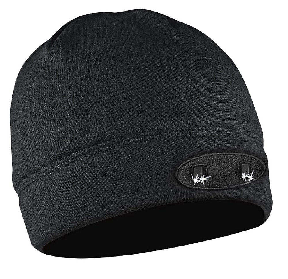 d347d1db Firm Grip Lighted LED Winter Hat   The Home Depot Canada