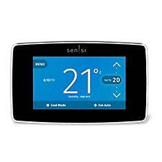 Touch Wi-Fi Smart Home Programmable Thermostat