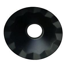 Metal pendant Light Shade Black 7.5 inch