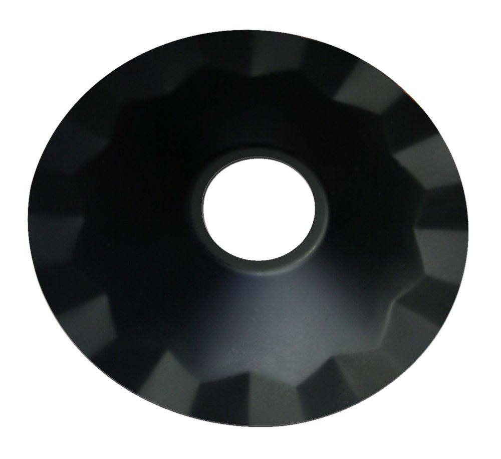 Atron Metal pendant Light Shade Black 7.5 inch