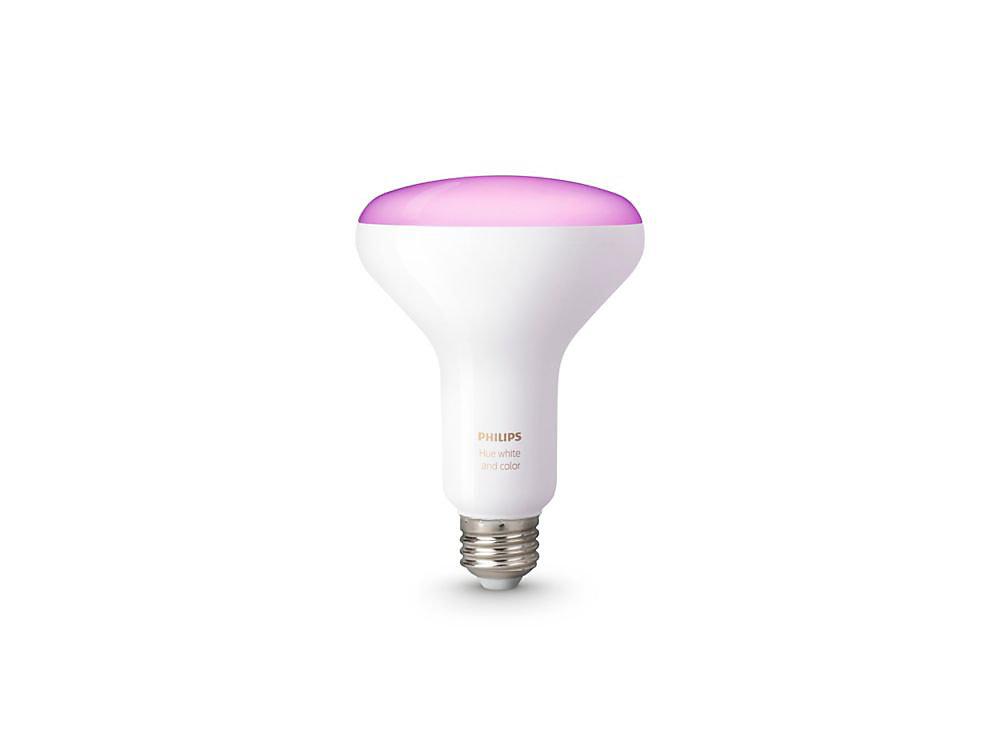 Hue BR30 White and Multi-Colour LED GEN4 Smart Light Bulb - ENERGY STAR®