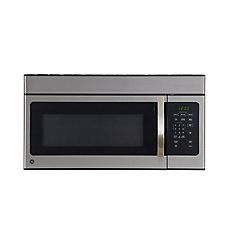 1.6 Cu.Ft. Over-the-Ran Microwave - Stainless Steel