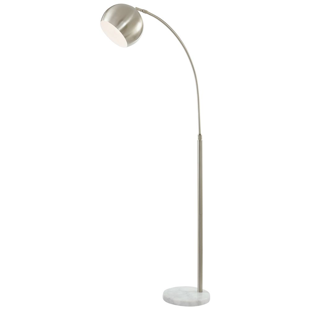 Home Decorators Collection Arched Floor Lamp