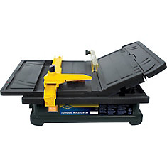 3/5 HP 4-inch Torque Master Tile Saw