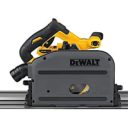 FLEXVOLT 60V MAX Lithium-Ion Cordless Brushless 6-1/2-inch Track Saw (Tool-Only)