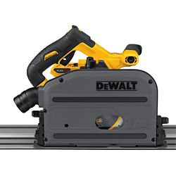 FLEXVOLT FLEXVOLT 60V MAX Lithium-Ion Cordless Brushless 6-1/2-inch Track Saw (Tool-Only)