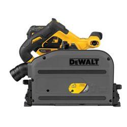 DEWALT FLEXVOLT 60V MAX Li-Ion Cordless Brushless 6-1/2-inch Track Saw Kit w/ Battery 2Ah, Charger and Case