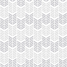 P.oiti Chevron Silverwhite Wallpaper.1001065808