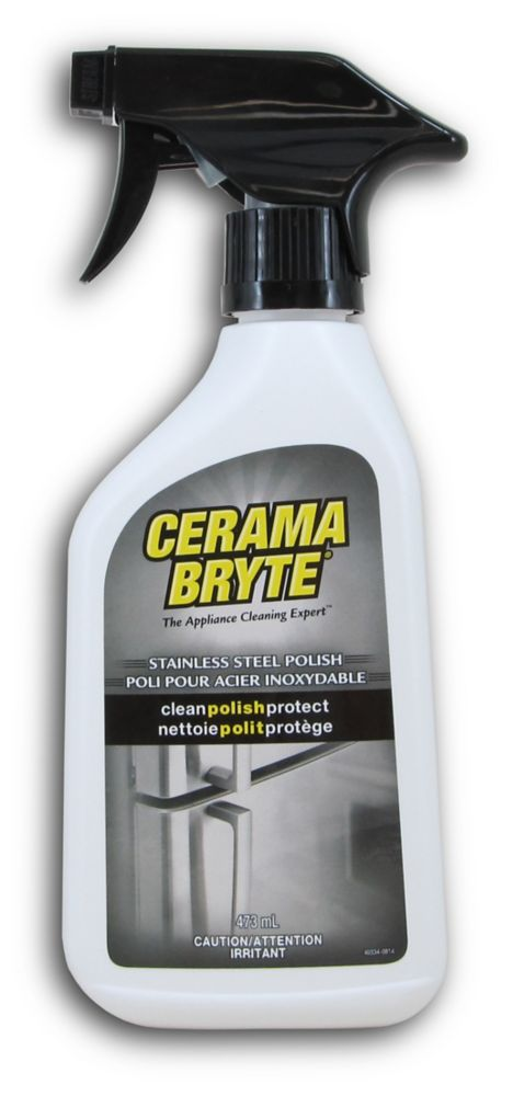 Cerama Bryte Stainless Steel polish - 473ml