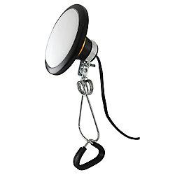 HDX 600 Lumen Thin LED Clamp Light