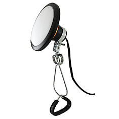600 Lumen Thin LED Clamp Light
