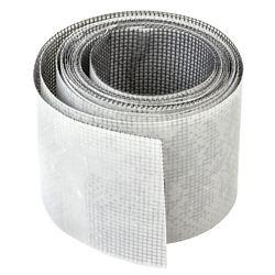 Screenmend Silver-Gray Roll
