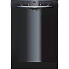 100 Series - 24 inch Dishwasher w/ Recessed Handle - 50 dBA - Ascenta