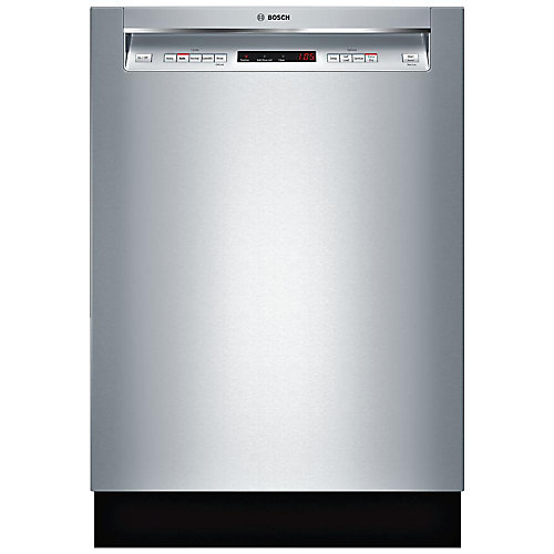 300 Series - 24 inch Dishwasher w/ Recessed Handle - 44 dBA - Standard 3rd Rack