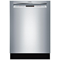 300 Series - 24 inch Dishwasher w/ Recessed Handle - 44 dBA - Standard 3rd Rack
