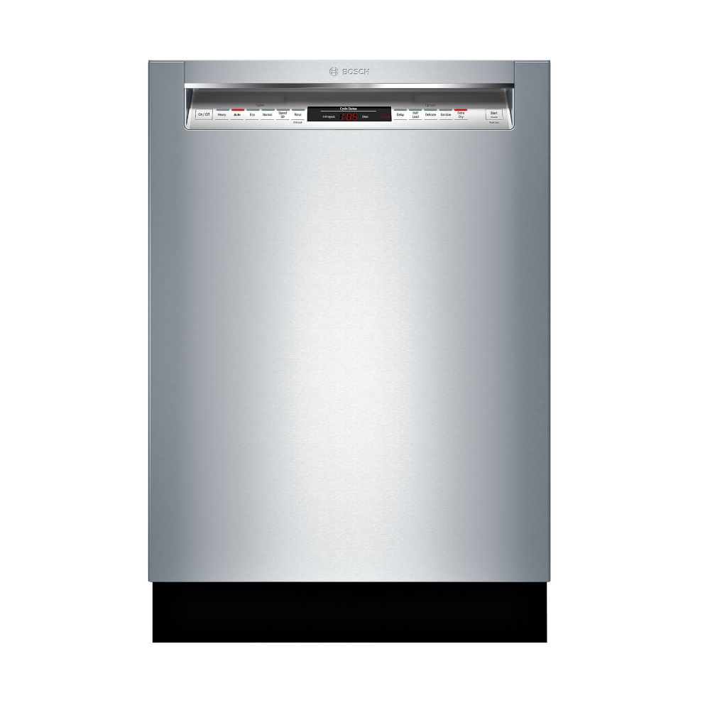 800 Series - 24 inch Dishwasher w/ Recessed Handle - 42 dBA - Flexible 3rd Rack