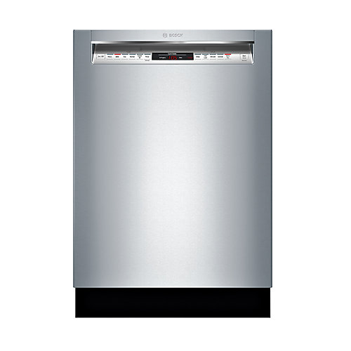 800 Series - 24 inch Dishwasher w/ Recessed Handle - 42 dBA - Flexible 3rd Rack
