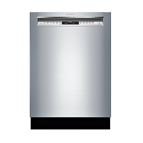 Série 800  Lave-vaisselle de 24 po avec poignée encastrée  42 dBA  3e panier polyvalent