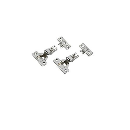 Richelieu Screw-On Euro Hinges (2-Pack)