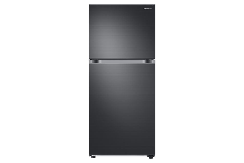 Samsung 28 3/4-inch 17.5 cu. ft. Top Freezer Refrigerator in Black Stainless Steel - ENERGY STAR®