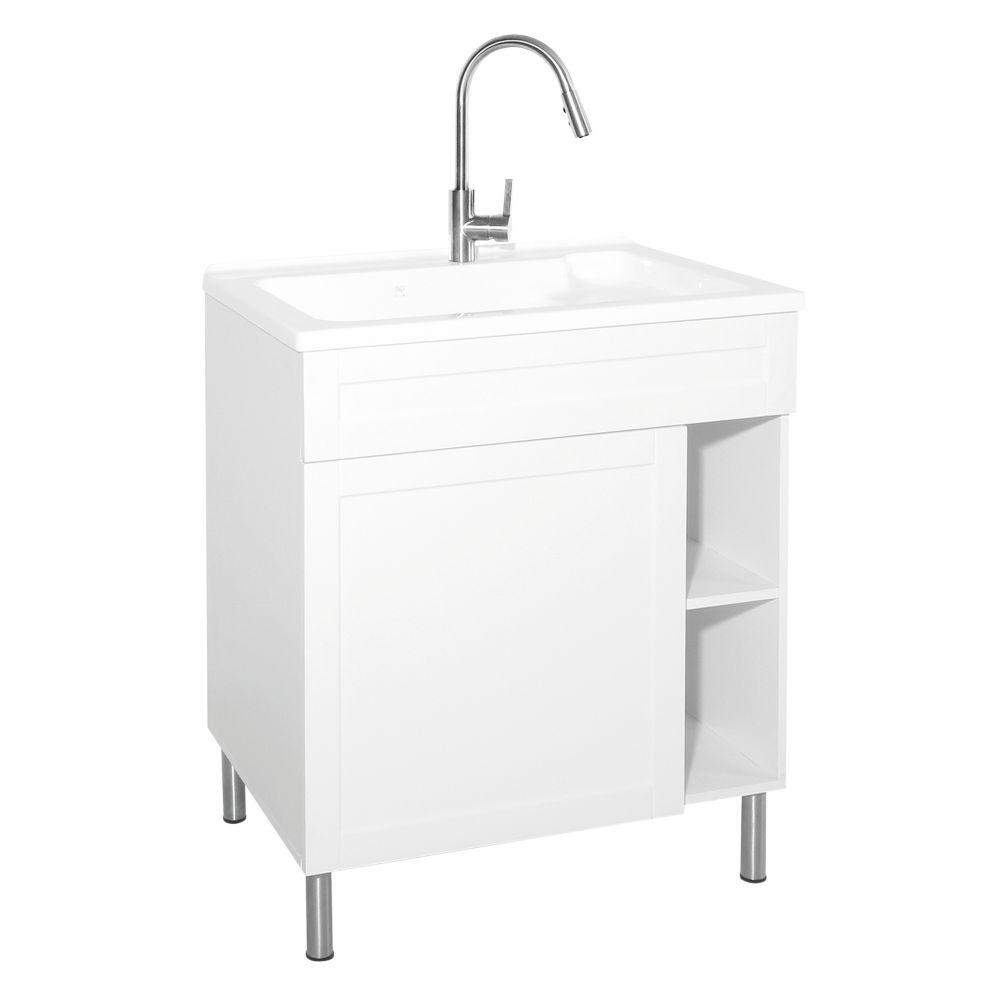 GLACIER BAY 30-inch Laundry Cabinet