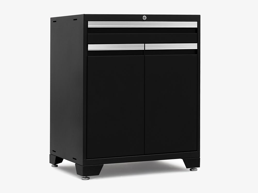 Pro 3.0 Series Base Multi-fucntion Cabinet Black