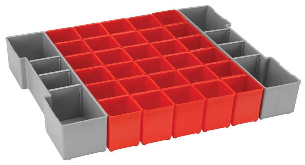 32 pc. Organizer Insert Set for L-Boxx System