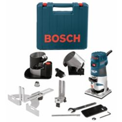 Bosch Ensemble d'installation de toupie électronique Colt™ portative à vitesse variable de 1 HP