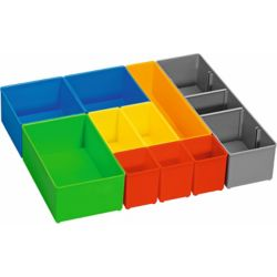 Bosch 10-Piece Organizer Insert Set for i-BOXX
